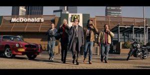 McDonalds – Magnificent 5